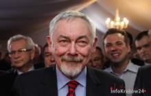 Jacek Majchrowski wygrywa pierwszą turę wyborów prezydenckich w Krakowie [zdjęcia]