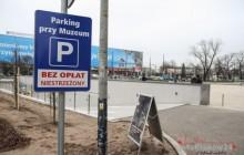 Od 1 lutego parking Przy Muzeum płatny