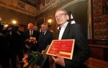 Kraków: Nagroda im. Wyki wręczona [ zdjęcia ]