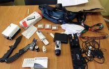 Policjanci brzeskiej drogówki po pościgu zatrzymali  groźnego  przestępcę