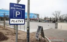 Będzie tańszy postój na parkingu Przy Muzeum