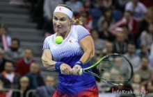 Kraków Arena: Fed Cup by BNP Paribas: Polska ? Rosja 0:2 [ fotorelacja ]