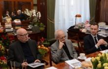Pierwsze spotkanie Rady Honorowej Miasta Literatury UNESCO