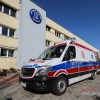 Nowoczesny ambulans
