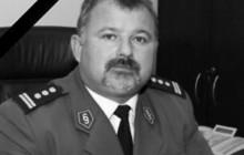 Ostatnie pożegnanie komendanta Marka Woźniczki