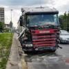 Karambol w Krakowie: Sprawca nie trafi do tymczasowego aresztu
