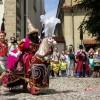 Ulicami Krakowa hasał Lajkonik [ fotorelacja ]