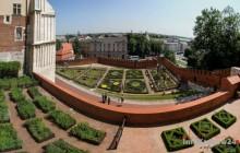 Wawel ponownie udostępnia zwiedzającym ogrody królewskie [ fotorelacja ]