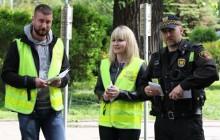 Aplikanci patrolowali Kraków