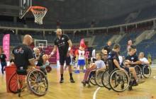 Ósmy sezon Campów Marcina Gortata dotarł do Krakowa [zdjęcia]