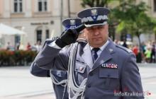 Wojewódzkie obchody Święta Policji w Krakowie [ fotorelacja ]