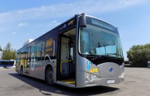 Kolejne testy autobusu elektrycznego