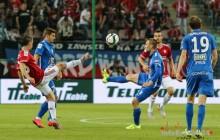 Wisła Kraków pokonała ekipę Lecha Poznań [ fotorelacja ]