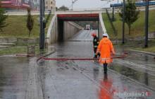 Potężna burza i ulewa przeszła nad Krakowem [ zdjęcia + video ]
