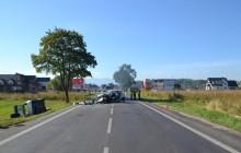 Nowotarscy policjanci zatrzymali sprawcę wypadku śmiertelnego w Szaflarach