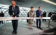 Na nowy terminal w Kraków Airport  pociągiem w 18 minut [FOTO]