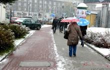 Kraków: Zima zaatakowała [ zdjęcia ]
