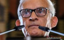 Profesor Jerzy Buzek odebrał tytuł Honorowego Obywatela  Miasta Krakowa [zdjęcia ]