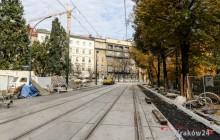 Od soboty tramwaje wracają na Dunajewskiego [ zdjęcia ]