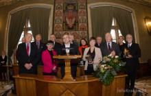 Mecenas Kultury Krakowa - znamy laureatów [ zdjęcia ]