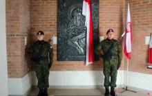 W sanktuarium św. Jana Pawła II odsłonięto  płaskorzeźbę ?Piety Smoleńskiej? [ Zdjęcia ]
