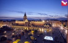 Kraków to atrakcyjne miejsce dla turystów i inwestorów