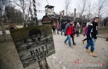 Miejsce Pamięci Auschwitz odwiedziło w 2015 r. przeszło 1,72 miliona osób
