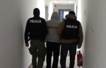 Krakowscy policjanci zatrzymali 24-letniego pedofila