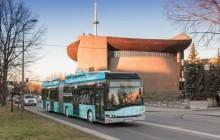 Komunikacja : Solaris chce dostarczyć autobusy hybrydowe dla Krakowa