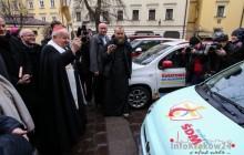 ŚDM 2016: Fiat przekazał samochody komitetowi ŚDM [ zdjęcia ]