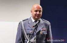 Nadinspektor Mariusz Dąbek żegna się ze służbą [ Zdjęcia ]