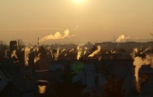 Prognoza IMGW: w czwartek możliwe znaczne przekroczenia normy dobowej pyłu PM10 w Krakowie