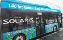Komunikacja: Będzie 12 hybrydowych Solarisów