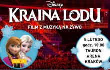 Tauron Arena: To już dzisiaj ?Kraina Lodu Disneya z muzyką na żywo?