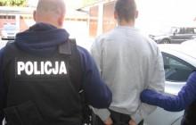 Policjant po służbie zatrzymał mężczyznę, który terroryzował pasażerów tramwaju