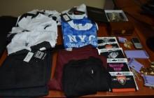 Oświęcim: Policjanci rozliczają złodziei okradających markowe sklepy