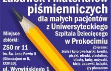 Krakowianie wspierają małych pacjentów z Uniwersyteckiego Szpitala Dziecięcego w Prokocimiu