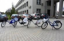 Czterech chętnych do obsługi roweru miejskiego