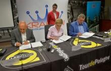 73. Tour de Pologne w Krakowie: 18 lipca z kolarzami na Rynku Głównym