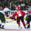 Tak było wczoraj w Tauron Arenie: Hokejowa Liga Mistrzów ( zdjęcia )
