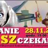 Zaproszenie : Granie na Szczekanie już 28 listopada