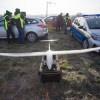 Dron sprawdza jakość powietrza nad Nowohuckim Obszarem Gospodarczym [ wideo ]