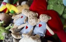 Pluszaki  i zabawki dla małych pacjentów