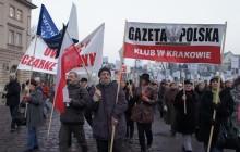 11 miesięcy po Katastrofie Smoleńskiej - marsz pamięci ( fotorelacja + video )