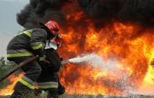 Dwie osoby nie żyją w wyniku pożaru altanki