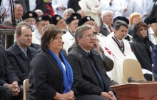Para Prezydencka na uroczystościach Św. Stanisława w Krakowie ( zdjęcia +video )