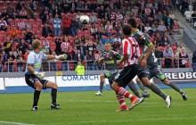 Porażka Cracovii w meczu z Koroną Kielce 1:2 ( zdjęcia )
