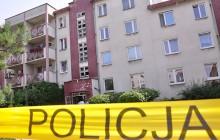 Kraków: Wybuch bomby przy ul. Skarżyńskiego.- Jedna osoba ranna. ( zdjęcia + video)