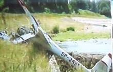 Nowy Targ: Katastrofa szybowca, dwie osoby zginęły
