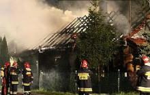Osiedle Wyciąże: Cztery ofiary śmiertelne, awionetka spadła na dom  ( AKTUALIZACJA )